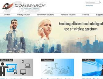 comsearch.com screenshot