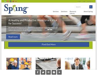 springgroup.com screenshot
