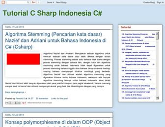 csharp-indonesia.com screenshot
