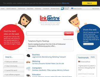 Thumbshot of Linkcentre.com