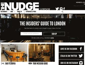 thenudge.com screenshot