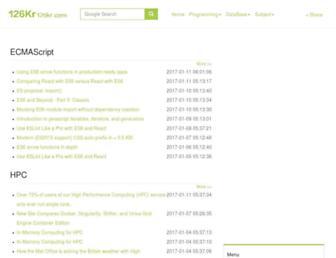 126kr.com screenshot