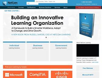 Thumbshot of Netcomlearning.com