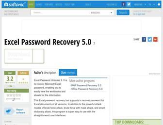05e64913702a2c75fbbf8a7f644ec7b29976c01d.jpg?uri=excel-password-recovery-5-0.en.softonic