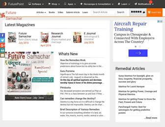 Thumbshot of Futuresamachar.com