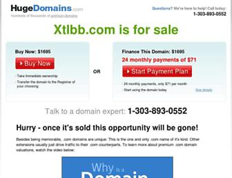 Thumbshot of Xtlbb.com