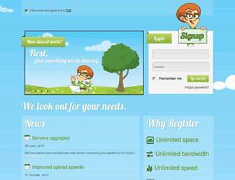 Thumbshot of Hugefiles.net