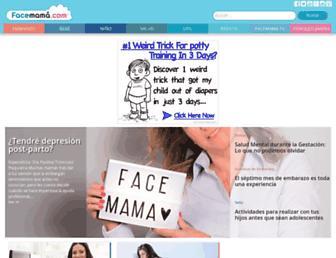 Thumbshot of Facemama.com