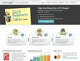Thumbshot of Reimageplus.com