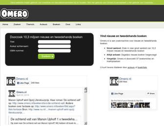omero.nl screenshot