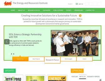Thumbshot of Teriin.org