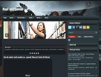 naatandqawalipk.blogspot.com screenshot