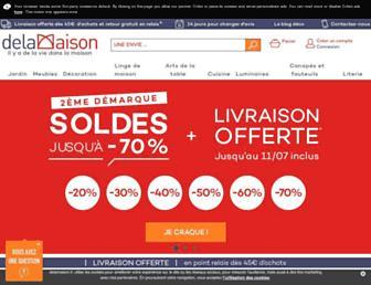 delamaison.fr screenshot