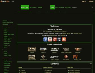 fallout.gamepedia.com screenshot