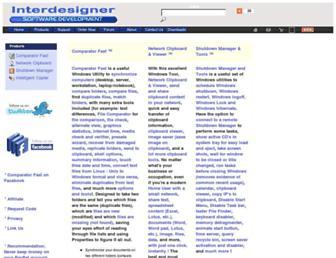 interdesigner.com screenshot