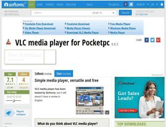 vlc-media-player-pocketpc.en.softonic.com screenshot