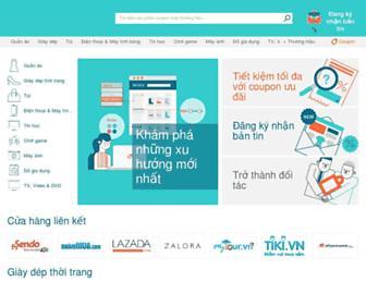 iprice.vn screenshot