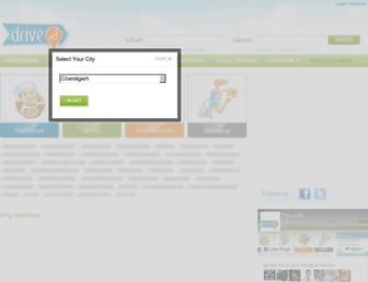 driveat.com screenshot