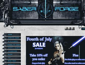 Thumbshot of Saberforge.com