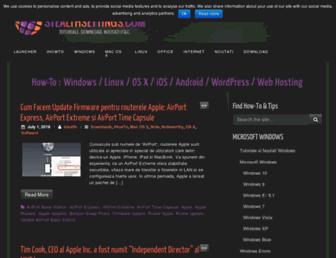 stealthsettings.com screenshot