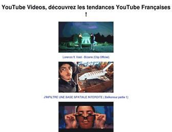 youtubevideos.io screenshot