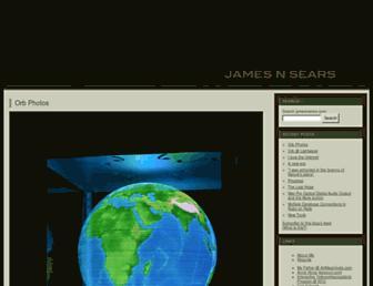 jamesnsears.com screenshot