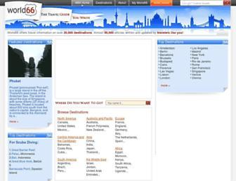 Thumbshot of World66.com