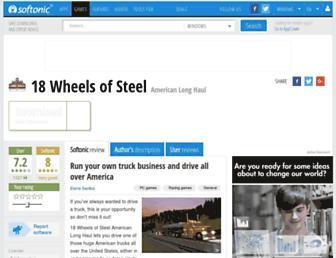 18-wheels-of-steel.en.softonic.com screenshot