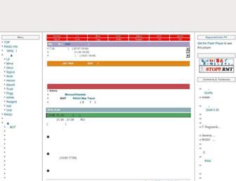 raguweb.net screenshot