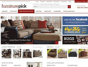 Thumbshot of Furniturepick.com