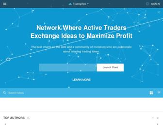 in.tradingview.com screenshot