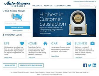 auto-owners.com screenshot