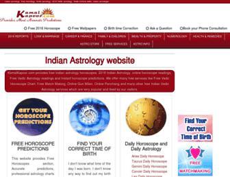 kamalkapoor.com screenshot
