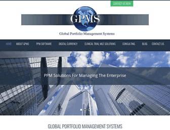 globalpmsystems.com screenshot