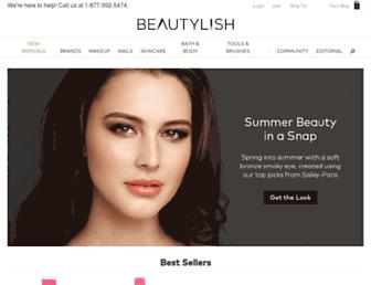 Thumbshot of Beautylish.com