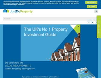 Thumbshot of Justdoproperty.co.uk