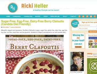 Thumbshot of Rickiheller.com