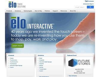 Thumbshot of Elotouch.com