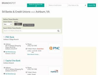 branchspot.com screenshot