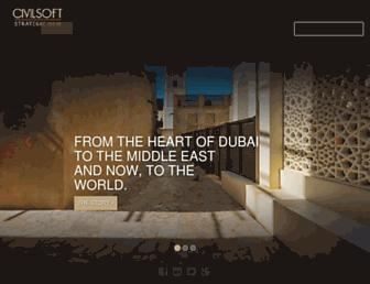 civilsoft.net screenshot