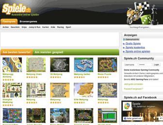 Spiele Online Ch