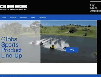 Thumbshot of Gibbssports.com