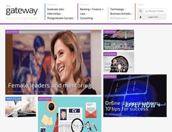 thegatewayonline.com screenshot