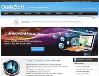ondesoft.com screenshot