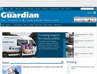 Thumbshot of Chorley-guardian.co.uk