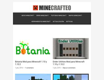 minecrafteo.com screenshot