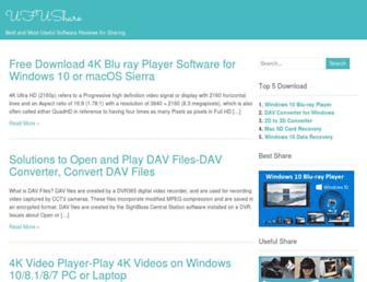 ufushare.com screenshot