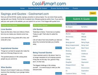 coolnsmart.com screenshot