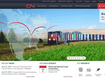 cn.ca screenshot