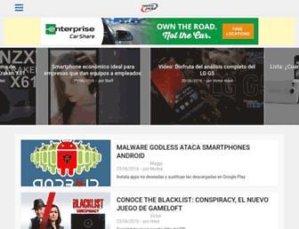 poderpda.com screenshot